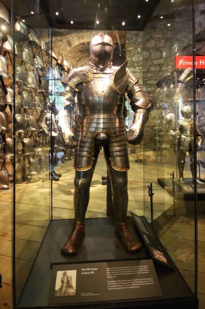 HenryVIII's Armour