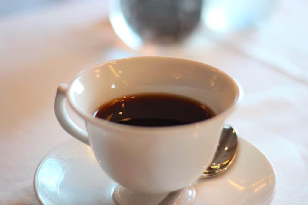 Coffee Main Dining Lunch Menu Transatlantic Cruise Disney Magic