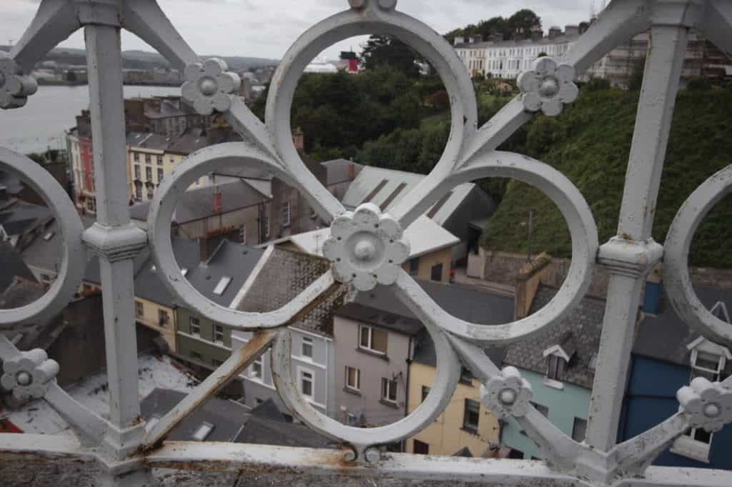 Overlooking Cobh Disney Magic Transatlantic Cruise