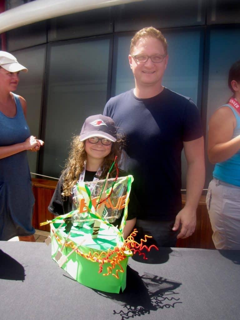 Boat Building Bash Sign Up Disney Magic Transatlantic Cruise