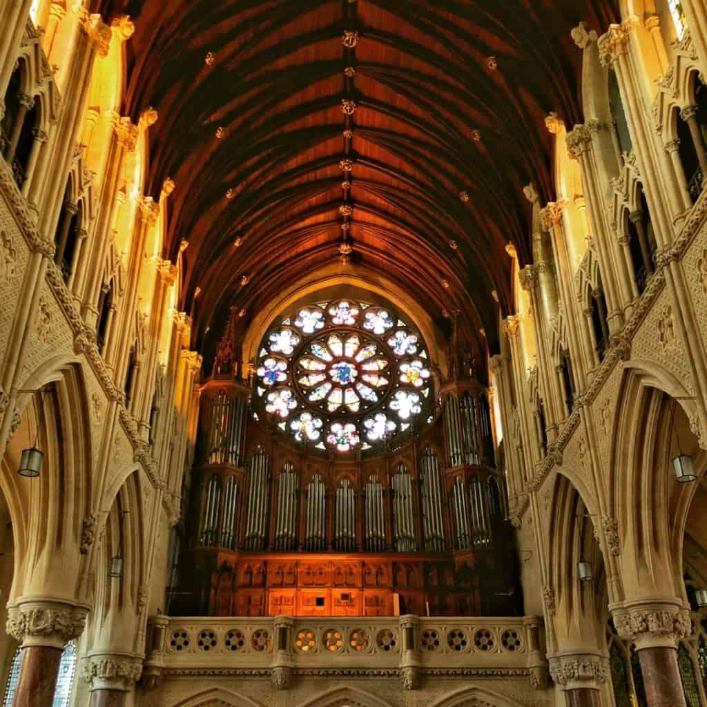 St Colman's Cathedral Cobh Ireland Disney Magic Transatlantic Cruise
