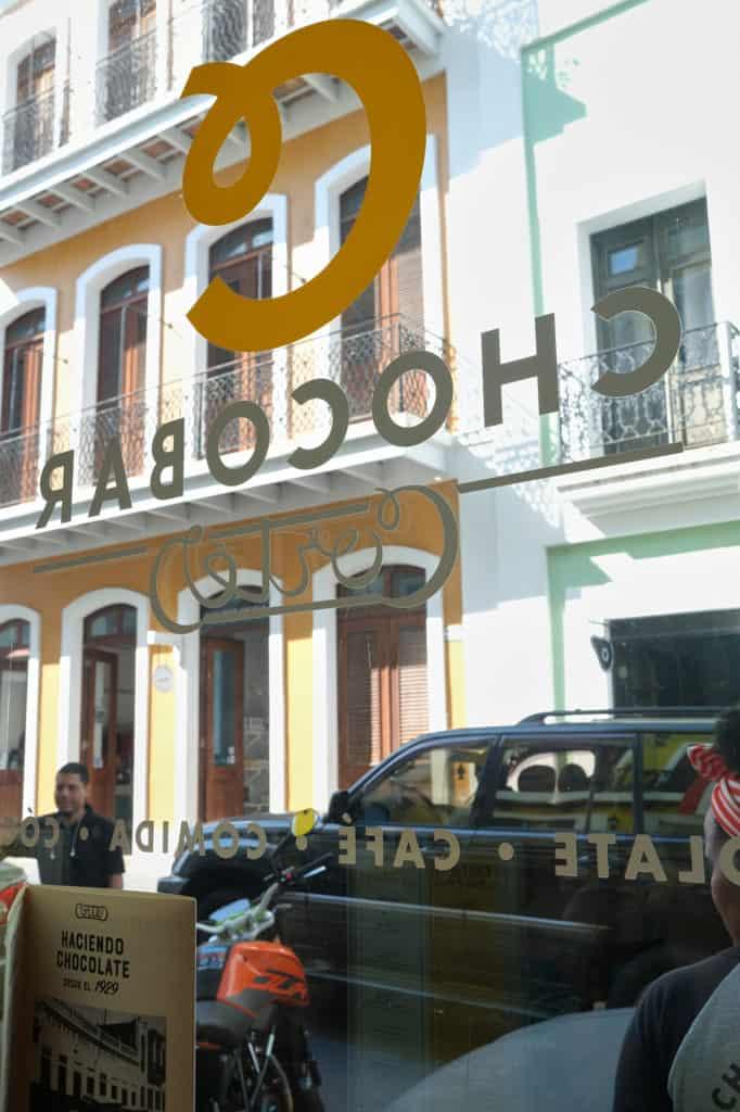 Chocobar in Old San Juan
