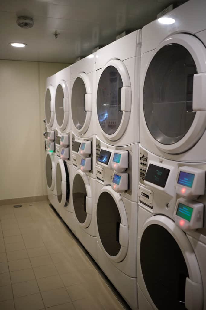 Washer and Dryers on a Disney Cruise