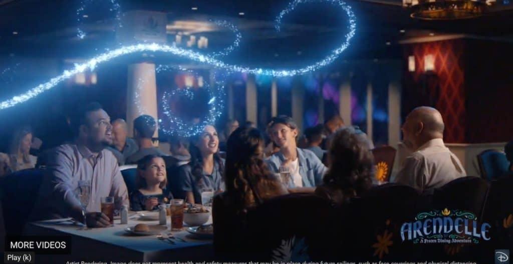 Arendelle Disney Wish
