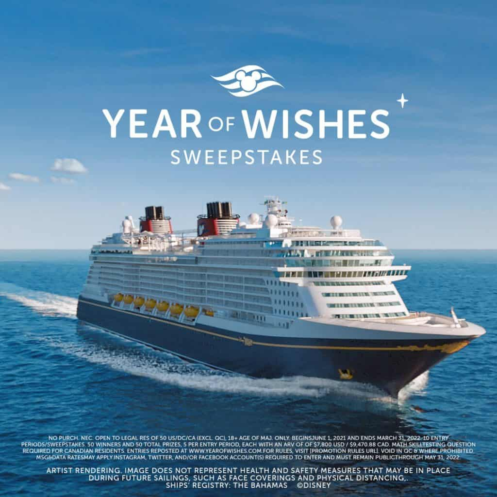DCL Year of Wishes